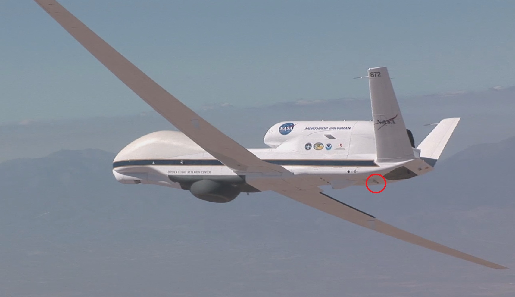 NASA Global Hawk Model - Pics about space