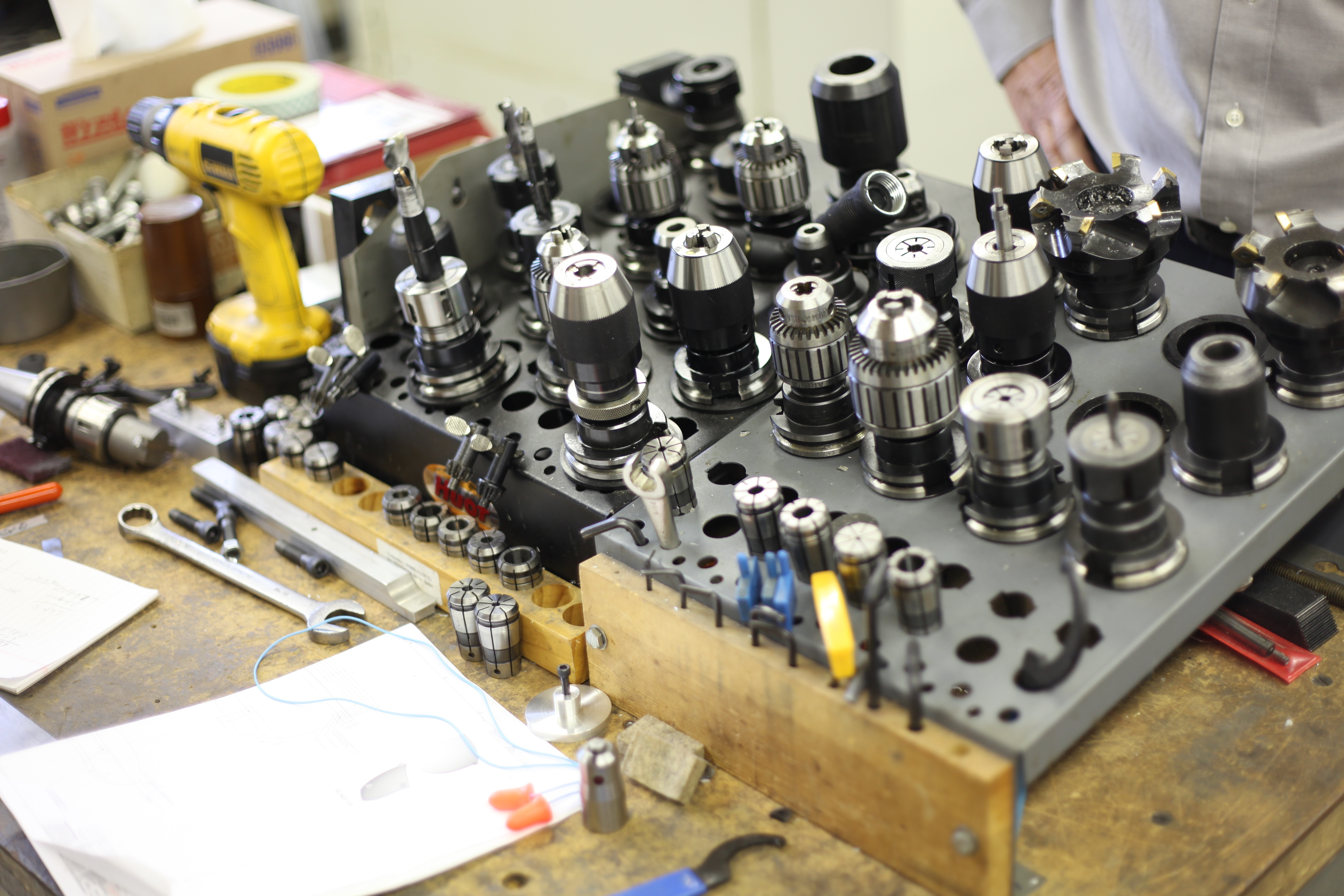 Mechanical Engineering & Fabrication Services   Earth ...