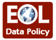 EOL Data Policy